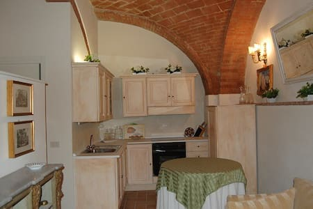 apartment in the medieval town - Buonconvento - Apartment