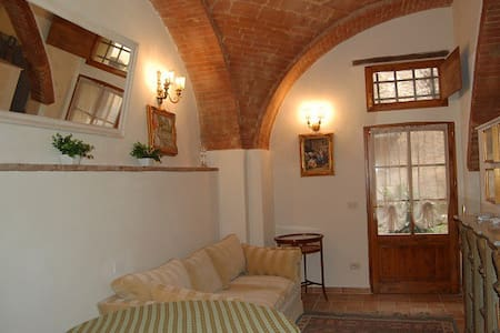 apartment in the medieval town - Buonconvento