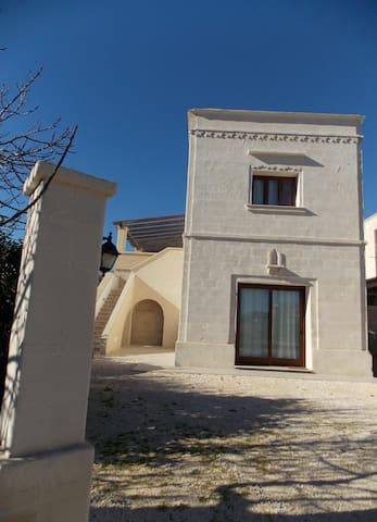 Residence Villa Colonna - Pulsano - Daire
