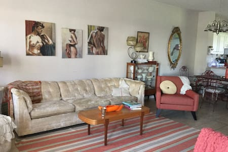 Cozy 2 bdrm  townhouse near casinos - Lake Charles - Appartement