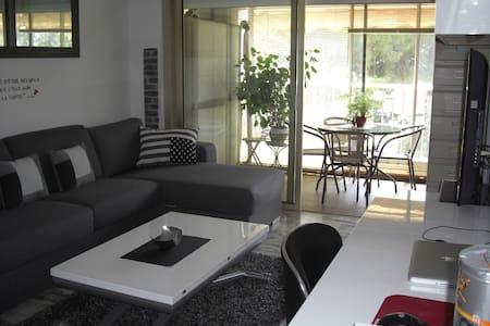 Agréable studio à 200m de la mer - St-Laurent-du-Var - Apartment
