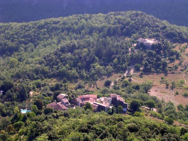 """gite""""nature"""" au coeur des cevennes  - Saint-Laurent-le-Minier - Rumah"""