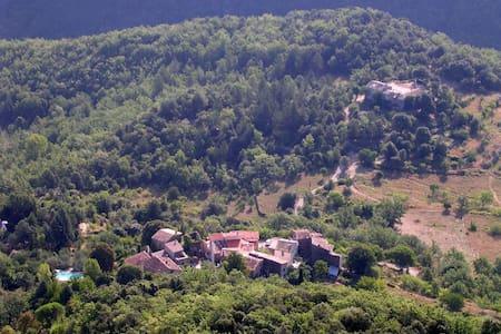 """gite""""nature"""" au coeur des cevennes  - Saint-Laurent-le-Minier"""