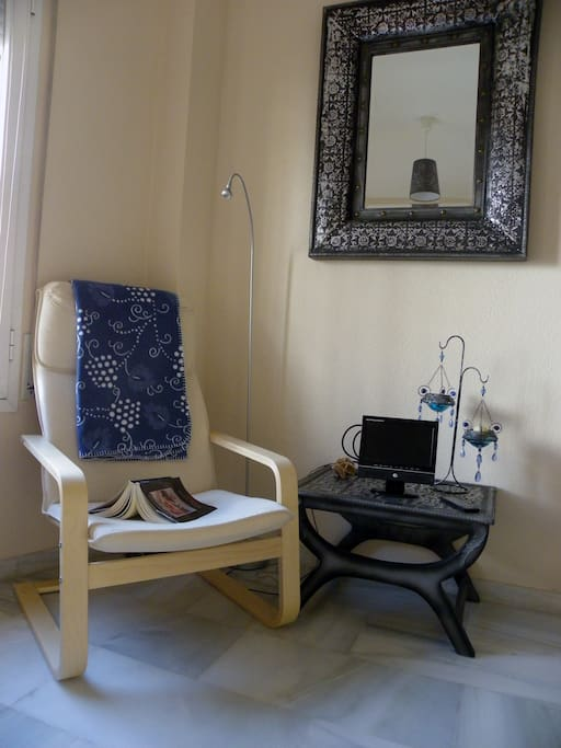 Quiet place m laga centre bed breakfasts for rent in for Beds 4 u malaga