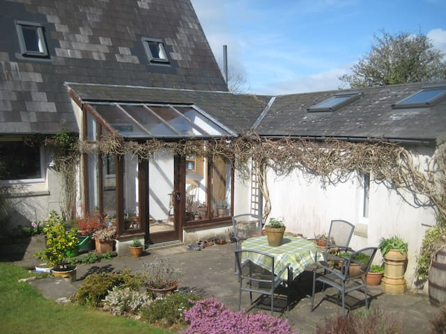 Cosy Home with Beautiful View - Enniscorthy - House