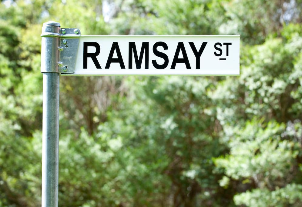 Neighbours on Ramsay Street
