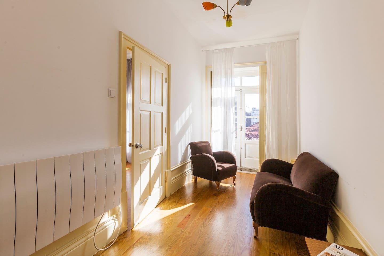 Balcony Room of Noémia's House