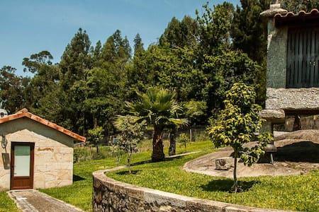 Quinta da Toural - Casa Espigueiro - Távora (Santa Maria)