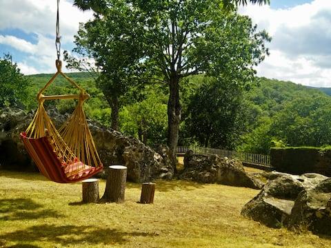 Al Sassone Holiday Home, Val d'Orcia, Toscana