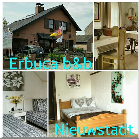 Erbuca Bed and Breakfast Nieuwstadt - Nieuwstadt - Bed & Breakfast
