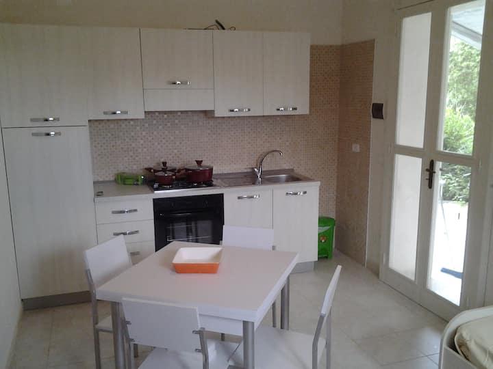 #Appartamento in affitto bilocale a Vieste