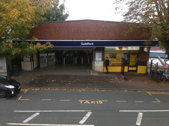 Guildford Central - Next to Station (2)