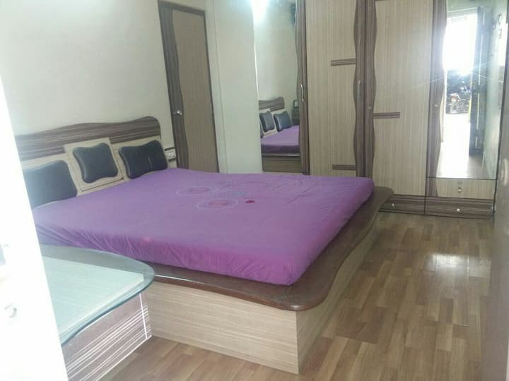 Friendly apartment in Pune.