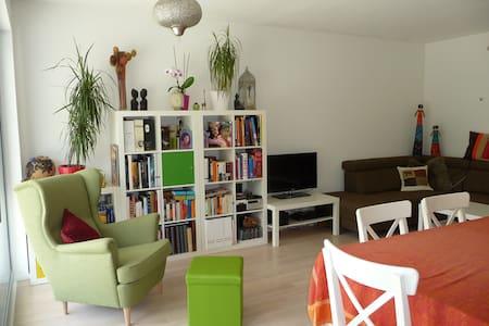 Central, bright,quiet with 2 patios - Apartamento