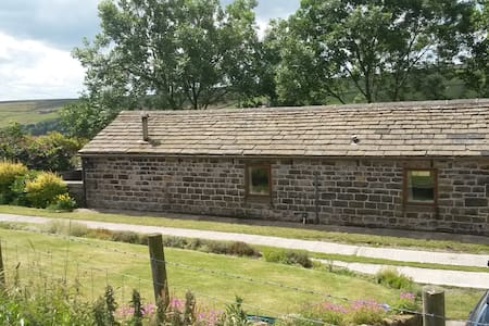 Gibraltar Farm Cottage, Pecket Well - Hebden Bridge