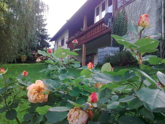 Abschalten in der Natur - Ferienwohnung Peters - Schotten - Apartamento