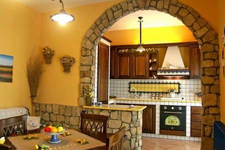 La casa Rustica - Catania - House