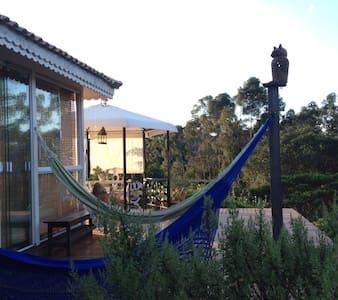 Casa Salvia Alma - Monte Alegre do Sul