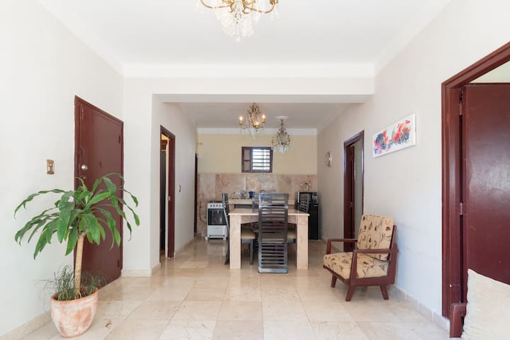 Private apartment in Havana Vieja whit payableWiFi