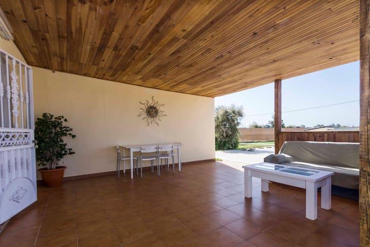 Casa el Mosaico 2.  Nº RTA/CA/00763 - Chiclana de la Frontera - Chatka w górach