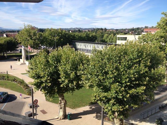T3 entre Aix-les-Bains et Annecy - Rumilly - Apartment