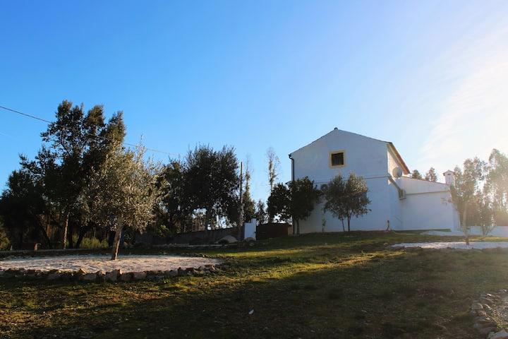 Casa de Campo da Quinta das Canaveias