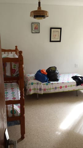 Segundo dormitorio (3 camas)