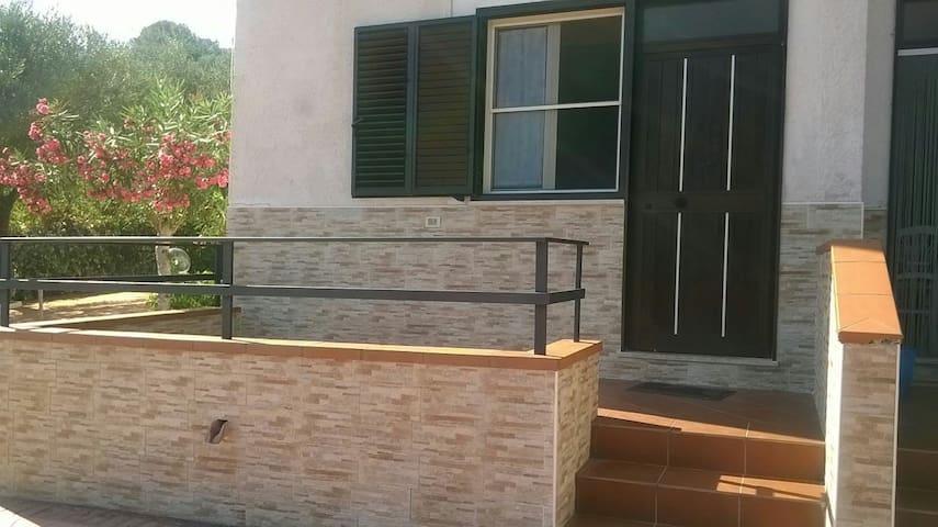 Accogliente bilocale vista mare - Santa Marina - Apartamento