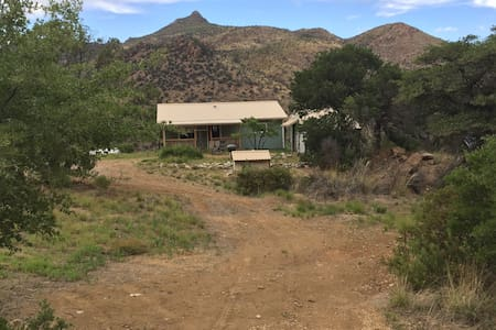 Remote Writer's Retreat in the Chiricahua Mtns! - Portal
