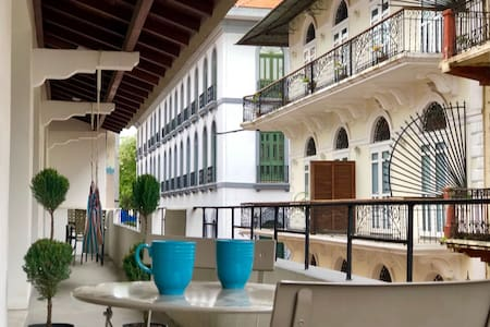 Beautiful and Cozy Apartment in Casco Viejo