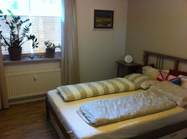 Smart and secluded bedroom - Elmshorn - Byt