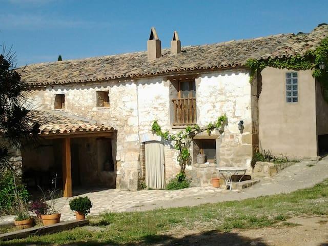 """CORRAL. Casa Rural """"Lo de Bruno"""" - Caspe - House"""