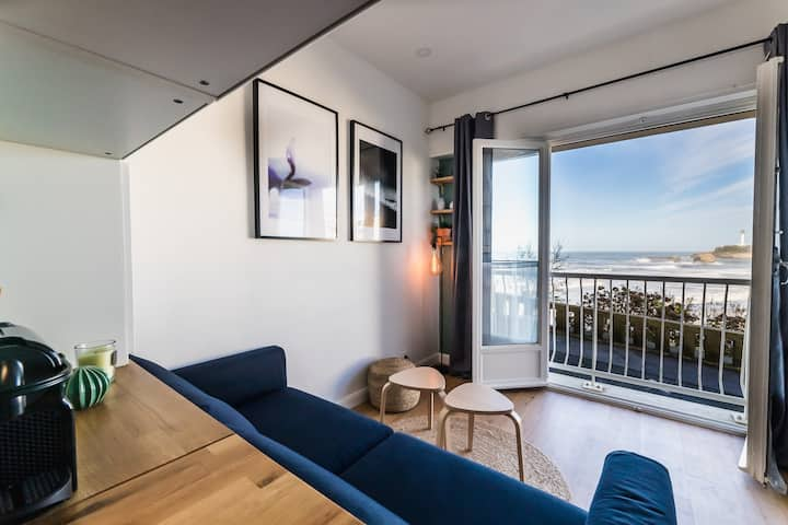 Superbe Appartement à louer avec Vue Mer, Biarritz