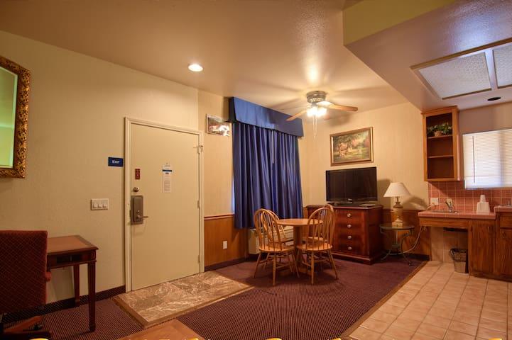 Kitchenette Suites