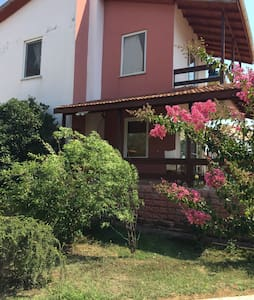 Saros körfezi gelibolu - Koruköy Köyü - House