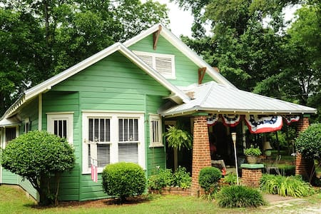 Key West Cottage in Winterville GA! - Winterville - Bungalow