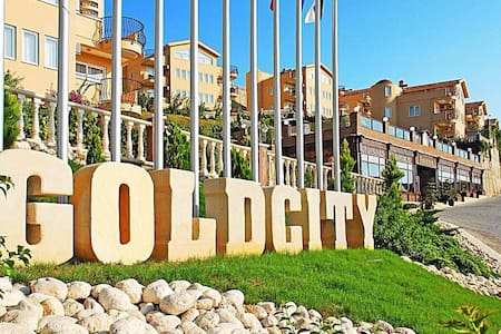 Gold City 2+1 - Appartement