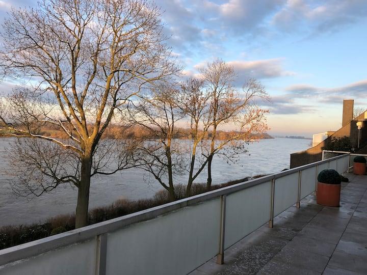Rhine-Penthouse