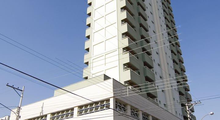 Apartamento completo em Piracicaba