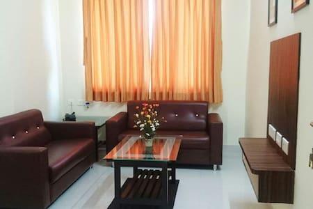 1 BHK Apartment - Huoneisto