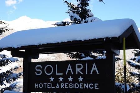 Appartamento **** per le tue vacanze sugli sci! - Marilleva 1400 - Timeshare (propriedade compartilhada)