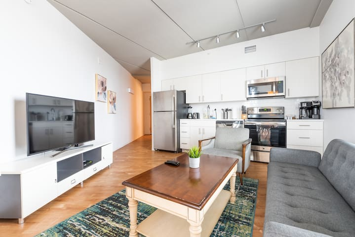 Cozy 2 BR Apartment in the heart of Uni City