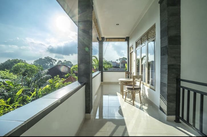 Deluxe room W/ AC Balcony - Shakara Guest House