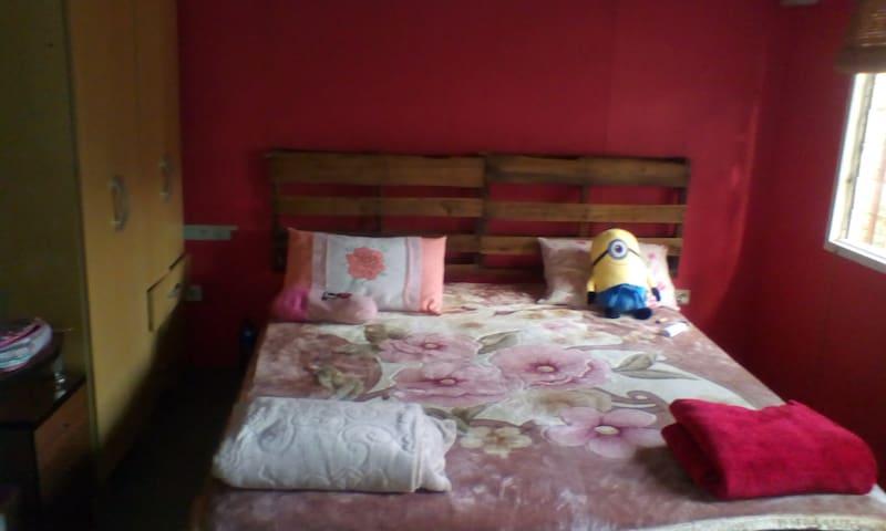 Single room double - パラマリボ - 一軒家