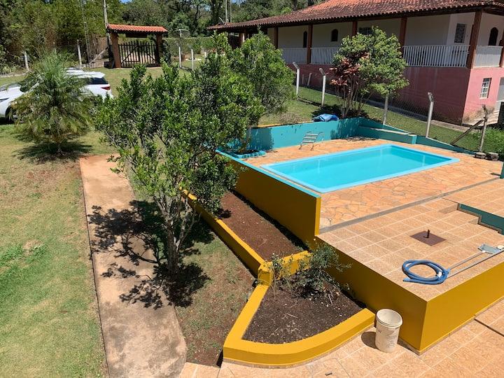 Sítio situado na cidade de Pilar do Sul!