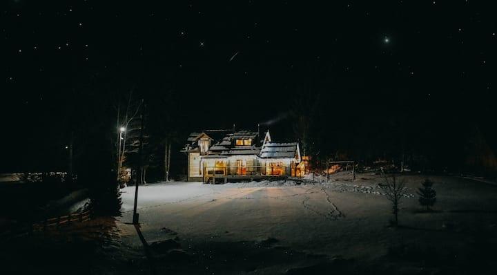 Planinska kuća Rosa Brandis
