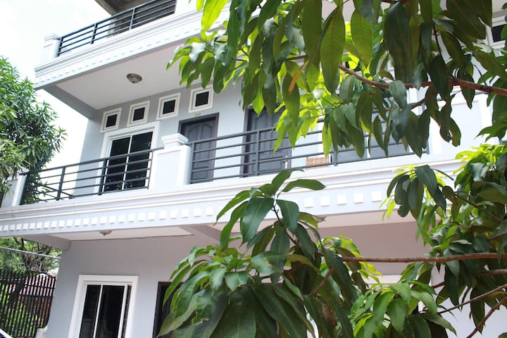 Quiet Apartment Room in Downtown - Krong Preah Sihanouk - Villa