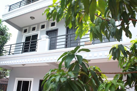 Quiet Apartment Room in Downtown - Krong Preah Sihanouk - วิลล่า