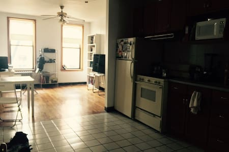 A Spartan XTra Large Apartment - New York - Apartment