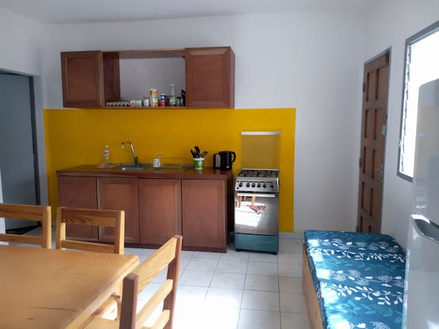 Appartement confortable dans quartier paisible
